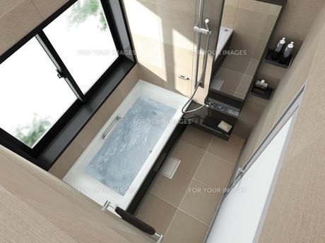 浴室cの素材 [FYI00166516]