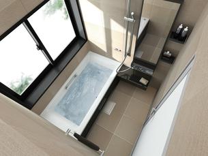 浴室cの写真素材 [FYI00166516]
