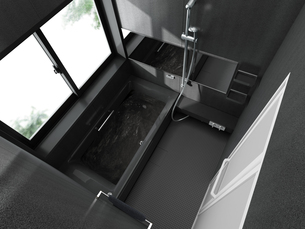 浴室bの写真素材 [FYI00166519]