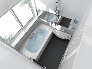 浴室aの写真素材 [FYI00166523]