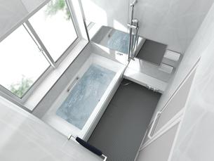 浴室bの写真素材 [FYI00166527]