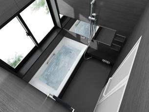 浴室bの写真素材 [FYI00166528]