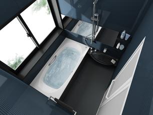 浴室aの写真素材 [FYI00166531]