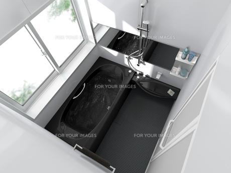 浴室aの写真素材 [FYI00166533]