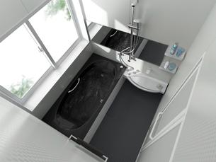 浴室aの写真素材 [FYI00166539]