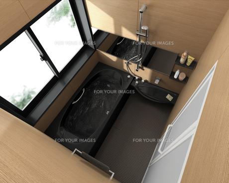 浴室aの素材 [FYI00166540]