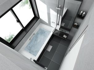 浴室cの写真素材 [FYI00166543]