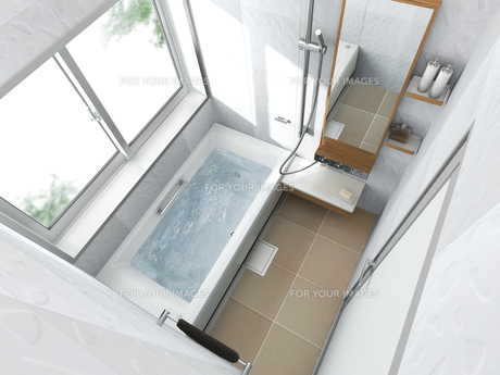 浴室cの素材 [FYI00166545]