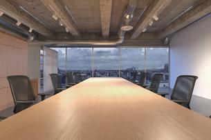 会議室の写真素材 [FYI00166612]