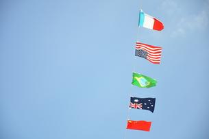 万国旗の写真素材 [FYI00167923]