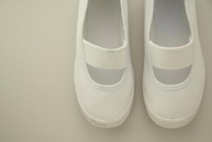 運動靴 踵切りの写真素材 [FYI00168389]