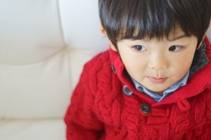 子供 アップの写真素材 [FYI00168433]