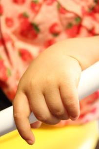 子供の手の素材 [FYI00168513]