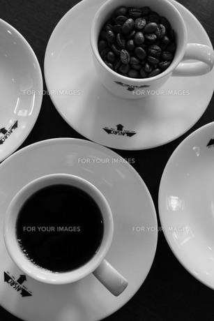 コーヒーカップの素材 [FYI00168560]