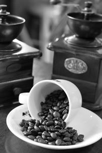 コーヒーの素材 [FYI00168563]