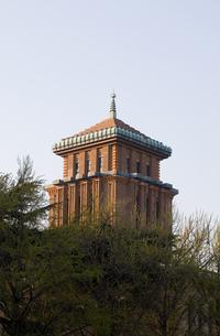 キングの塔の写真素材 [FYI00168646]