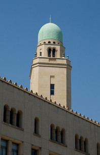 クィーンの塔の写真素材 [FYI00168647]