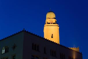 クィーンの塔の写真素材 [FYI00168648]