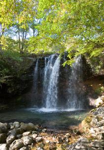 那須塩原 乙女の滝の素材 [FYI00168724]
