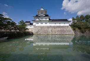富山城趾の写真素材 [FYI00168748]