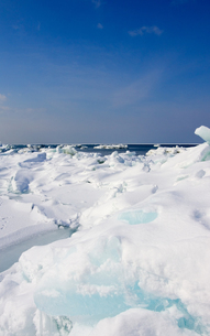オホーツクの流氷の素材 [FYI00168797]