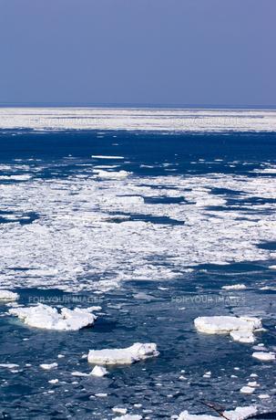 オホーツクの流氷の素材 [FYI00168800]