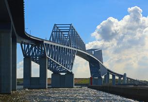 東京ゲートブリッジの写真素材 [FYI00168826]