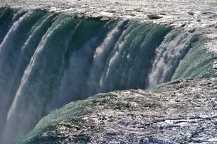 ナイアガラの滝(カナダ滝)の写真素材 [FYI00168893]