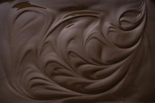 溶けたチョコレートの写真素材 [FYI00168999]