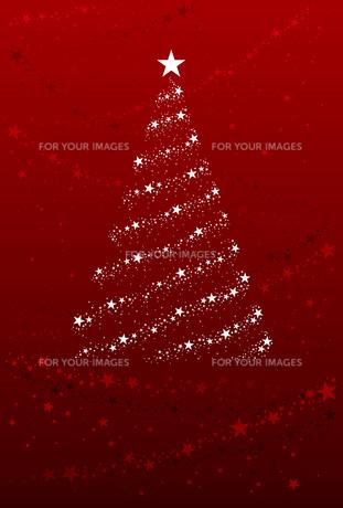 クリスマスツリーの写真素材 [FYI00169143]