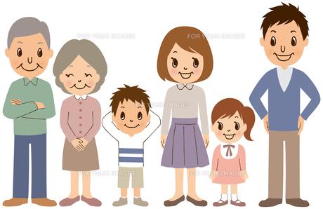 家族の素材 [FYI00169181]