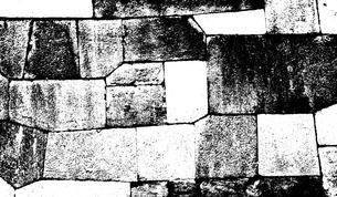石垣ロジックの写真素材 [FYI00169375]