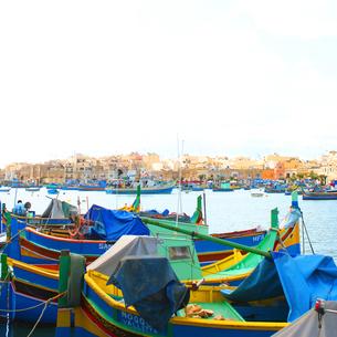 マルタ島の風景の写真素材 [FYI00169398]