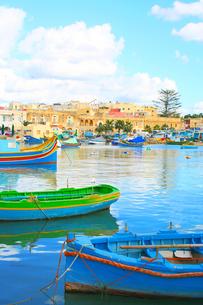 マルタ島の風景の写真素材 [FYI00169401]