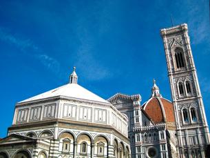 フィレンツェの大聖堂広場の素材 [FYI00169433]