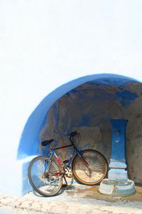 地中海の自転車の素材 [FYI00169441]