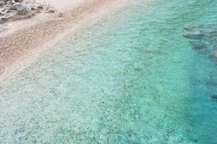 地中海サルデーニャ島の海辺の素材 [FYI00169450]