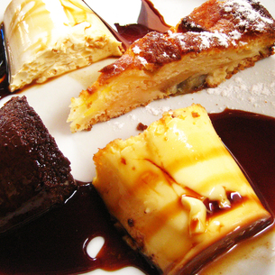Italian Sweetsの写真素材 [FYI00169574]