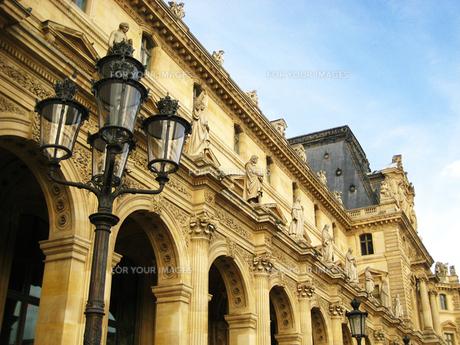 パリの街角の素材 [FYI00169578]
