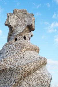 バルセロナのタイルアートの素材 [FYI00169583]
