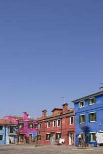 ブラーノ島の色彩の素材 [FYI00169593]