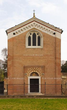 Cappella degli Scrovegni a Padovaの素材 [FYI00169595]
