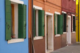 ブラーノ島の色彩の素材 [FYI00169612]