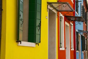 ブラーノ島の色彩の素材 [FYI00169613]
