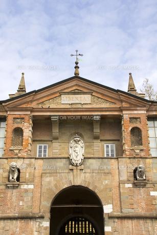 Porta San Pietroの素材 [FYI00169617]