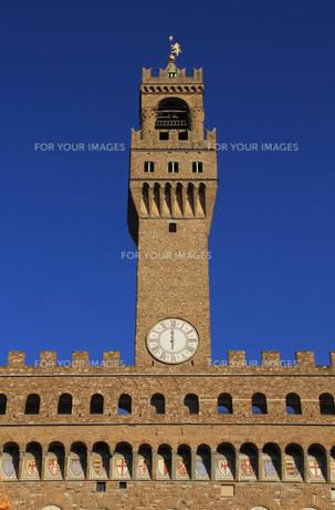 ある晴れた日/Palazzo Vecchioの素材 [FYI00169628]
