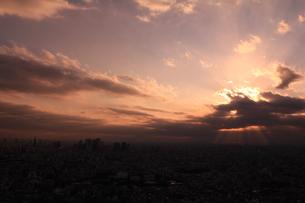 美しき空の写真素材 [FYI00169752]