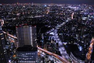東京夜景の写真素材 [FYI00169754]