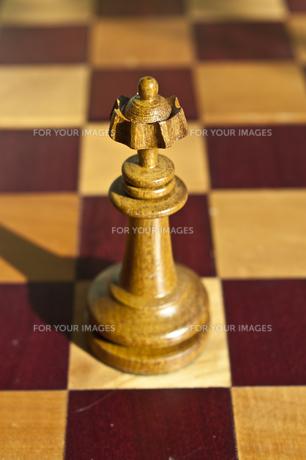 チェスの駒の写真素材 [FYI00169802]