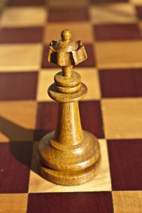 チェスの駒の写真素材 [FYI00169805]